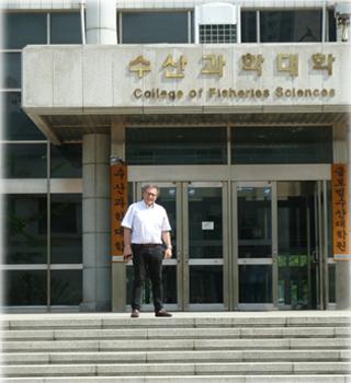 Ingresso università Pukyong